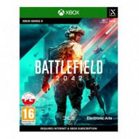 Battlefield 2042 Xbxsx  ELECTRONICARTS