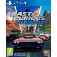 Fast & Furious: Spy Racers el Retorno de SH1FT3R PS4  BANDAI NAMCO