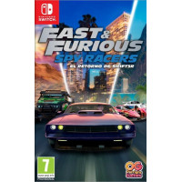 Fast & Furious: Spy Racers el Retorno de SH1FT3R Switch  BANDAI NAMCO