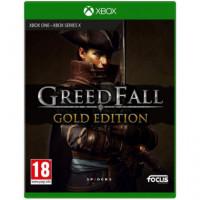 Greedfall Gold Edition Xboxone  KOCHMEDIA