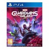 Marvel's Guardians Of The Galaxy PS4  BANDAI NAMCO