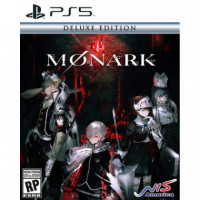 Monark - Deluxe Edition PS5  BANDAI NAMCO