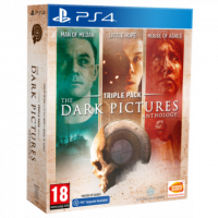 The Dark Pictures Compilation 1+2+3 PS4  BANDAI NAMCO