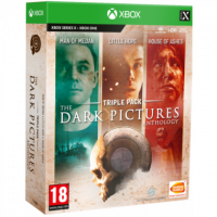 The Dark Pictures Compilation 1+2+3 Xboxone  BANDAI NAMCO