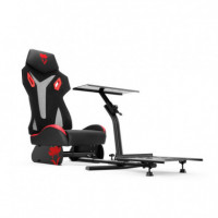 Asiento E-sports Racing Seat Viper PS4/PS5/PC  BLADE