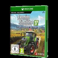 Farming Simulator 17 Ambassador Edition Xboxone  MERIDIEM
