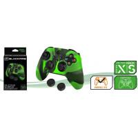 Gamer Kit Blackfire Funda Silicona + 2 Grips para Mando Xboxseriess / Xboxseriesx  ARDISTEL
