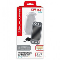 Protection Gamer Kit Blackfire Switch Lite  ARDISTEL