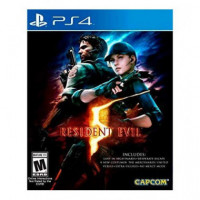 Resident Evil 5 HD PS4  KOCHMEDIA