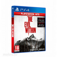 The Evil Within Playstation Hits PS4  KOCHMEDIA