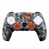 Custom Kit Camuflaje Mando PS5  BLADE