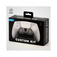 Kit Protector Translucent Customiza tu Mando PS5  BLADE