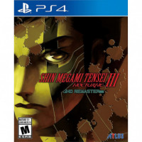 Shin Megami Tensei Iii Nocturne HD Remaster PS4  KOCHMEDIA