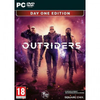 Outriders Day One Edition Pc  KOCHMEDIA