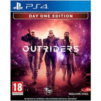 Outriders Day One Edition PS4  KOCHMEDIA