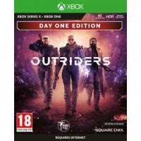 Outriders Day One Edition Xboxone  KOCHMEDIA
