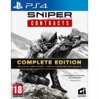 Sniper Ghost Warrior Contracts Complete Edition  PS4  KOCHMEDIA