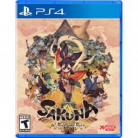 Sakuna Of Rice And Ruin PS4  MERIDIEM