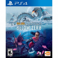 Subnautica: Below Zero PS4  BANDAI NAMCO