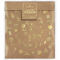 Ess. Vintage Beach Pegatinas de Uñas 01  ESSENCE