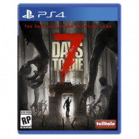 7 Days To Die PS4  MERIDIEM