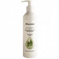 NACOMI Gel Líquido Higienizador de Manos Hidroalcohólico con Aloe Vera 250ML con Dosificador