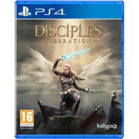 Disciples: Liberation PS4  KOCHMEDIA