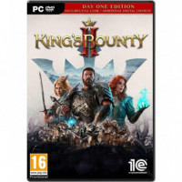 Kings Bounty Ii Day One Pc  KOCHMEDIA