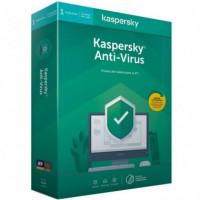 KASPERSKY Antivirus Kav 1 Licencia 1 Año Pc
