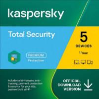KASPERSKY Internet Security 5 Licencias 1 Año Pc