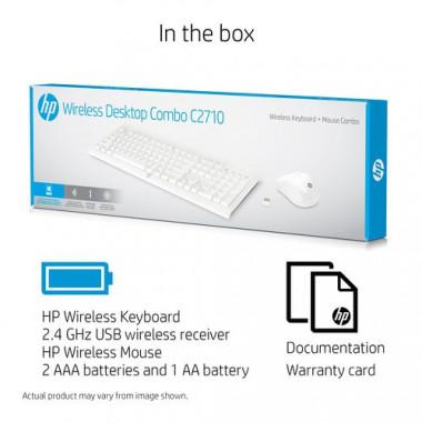 HP Teclado Combo C2710