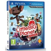 Juego para Ps Vita Little Big Planet  SONY
