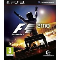 Juego para PlayStation 3 F1-2010-PS3
