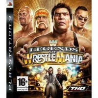 Juego PlayStation 3 WRESTLEMANIA-PS3