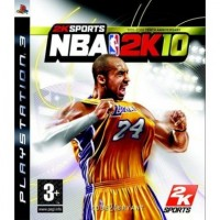 Juego PlayStation 3 NBA2K10-PS3