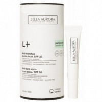 Bella Aurora L+ Antimanchas Accion Local Spf 20 Piel Sensible 10 Ml  BELLA AURORA LABS
