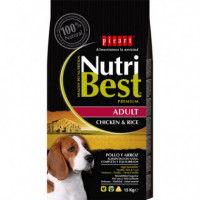 Nutribest Dog Ad. Pollo 3 Kg  PICART