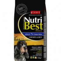 Nutribest Dog Senior 15 Kg  PICART
