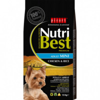 Nutribest Dog Ad. Mini 3 Kg  PICART