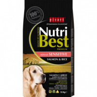 Nutribest Dog Ad. Salmon 3 Kg  PICART
