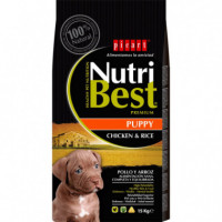 Nutribest Dog Puppy 3 Kg  PICART