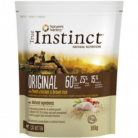Ti Original Cat Kitten Pollo 300 Gr  TRUE INSTINCT