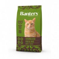 BANTERS CAT STERILISED PESCADO 8 KG