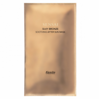 Sensai Silky Bronze Soothing After Sun Mask (27ml X 8ud)