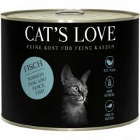 CATS LOVE AD. LATA PESCADO 200 GR