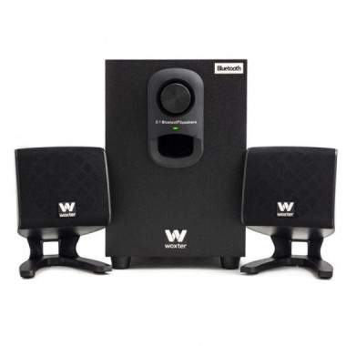 ALTAVOCES 2.1 BIG BASS 110 20W AMPLIFICADOR BT WOXTER