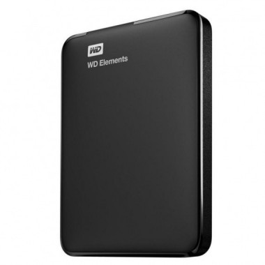 "DISCO DURO EXT USB3.0 2.5"" 1TB ELEMENTS SE NEGRO WD"