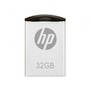 PENDRIVE V222W 32GB USB 2.0 14MB S LECTURA METAL HP