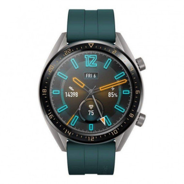 RELOJ INTELIGENTE PANTALLA 3.53CM GT ACTIVE 46MM GREEN HUAWEI