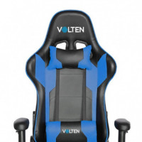 SILLA GAMING VLFORCE 450 NEGRA-AZUL VOLTEN